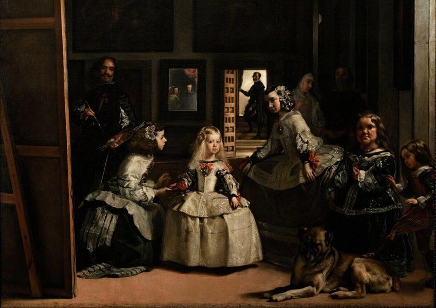 光的流動和輝煌:一幅值得記住的油畫