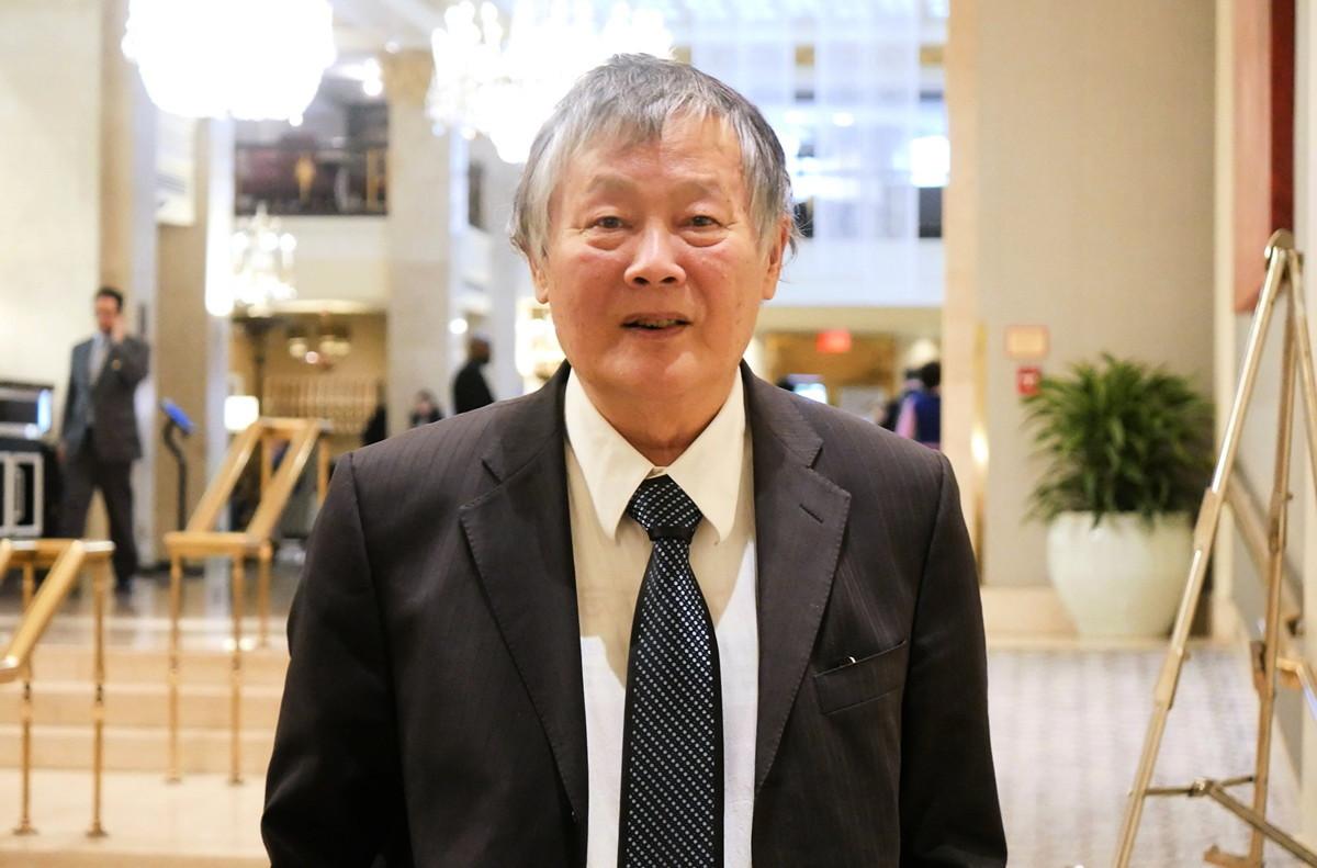 知名民主活動人士魏京生表示,香港反送中親民主運動如果贏了,會擴散到大陸,中國可能發生和平演變。(張翼/大紀元)