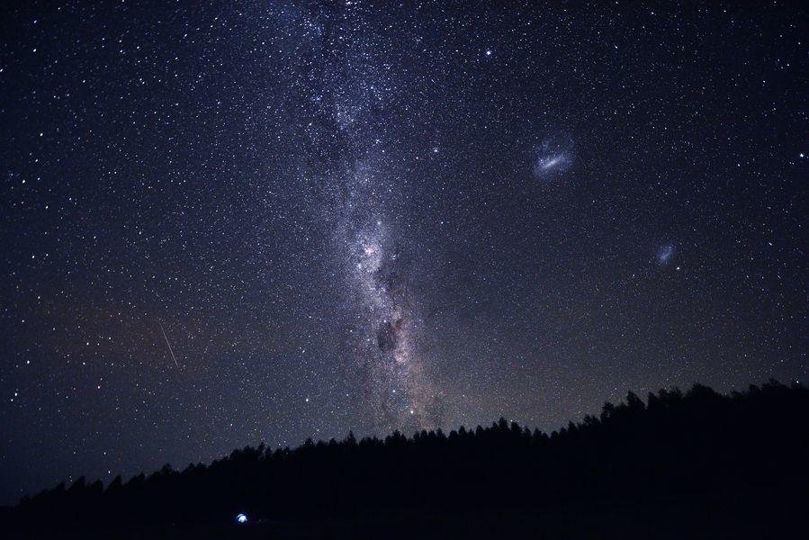 科學家:銀河系這裏最安全 未來人類或可安身