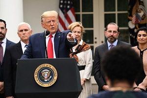 特朗普宣佈緊急狀態 應對中共肺炎疫情有何優勢