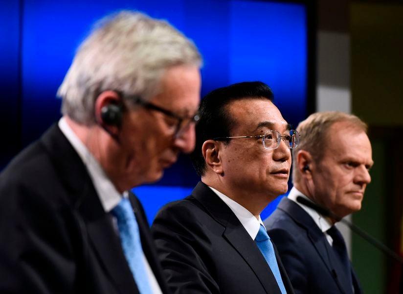 歐盟在貿易上對中共失去耐心 原因有三