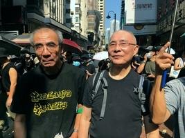 香港著名作家-偷渡客:追求自由 爭取自由