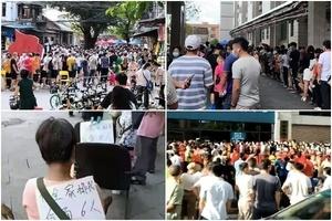 現超強傳播變種毒株 廣州今晚「軟封城」(影片)