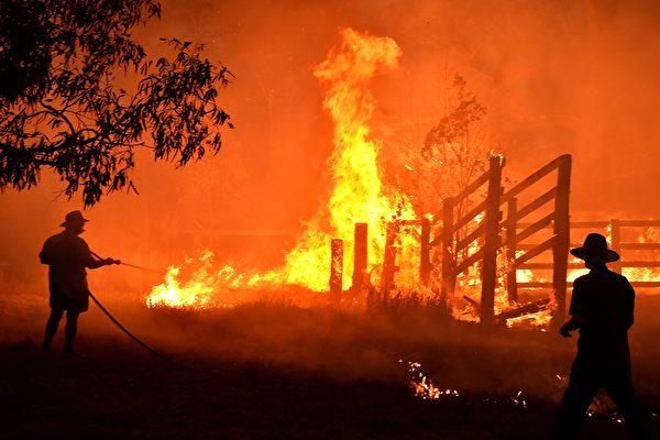 澳洲森林大火跨新年 悉尼煙花Show惹爭議