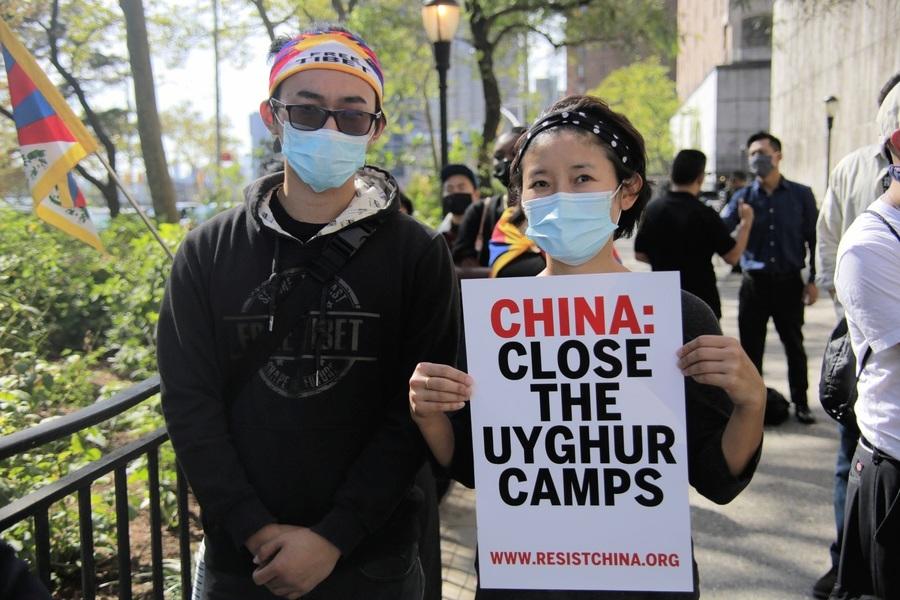 荷蘭議會:中共對維吾爾人所為是種族滅絕