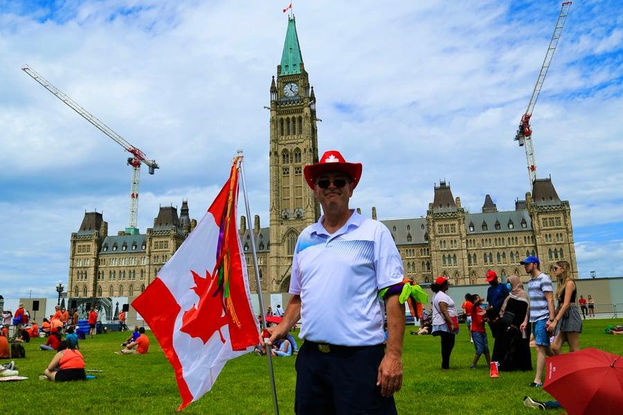 加拿大總理國慶聲明:以核心價值觀為主導和解
