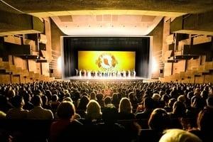 神韻伯克利首場爆滿 商界精英讚:藝術典範