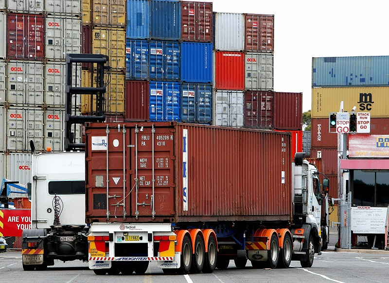 重創中共貿易報復 澳洲上半年對華出口創新高