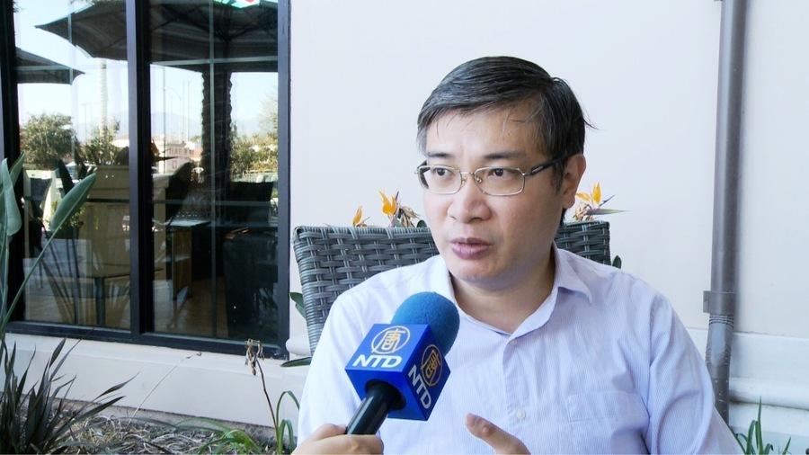 612兩周年|專訪桑普:港人落腳台灣 共享民主價值