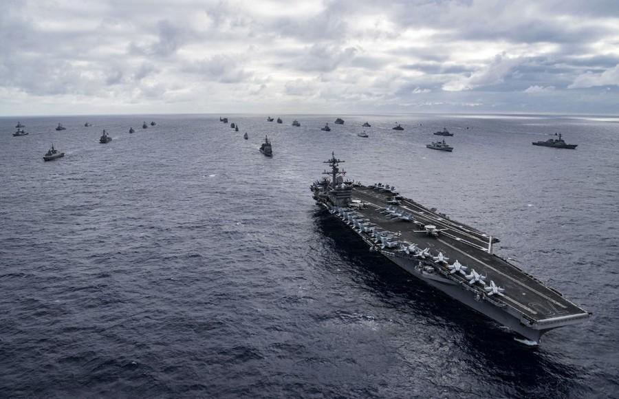 備戰與中俄遠程作戰 美海軍將舉行最大軍演