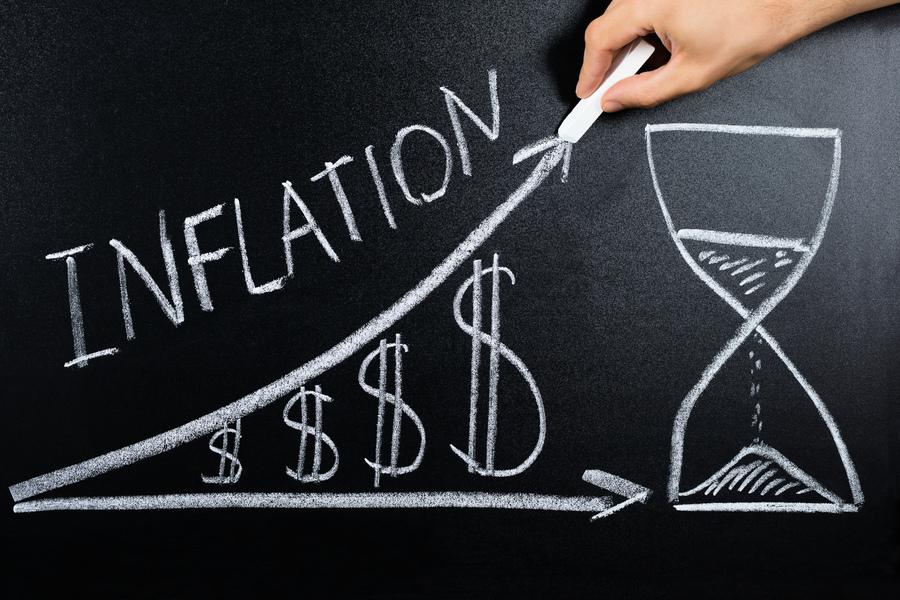通脹有五大壓力來源 物價上漲恐非暫時現象