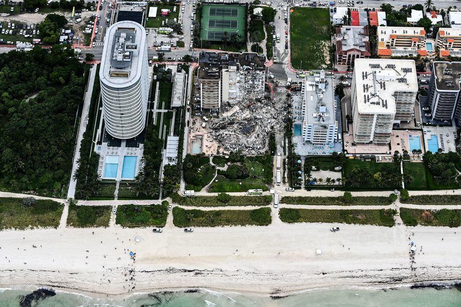 倒塌的邁阿密公寓 開發商背景曝光
