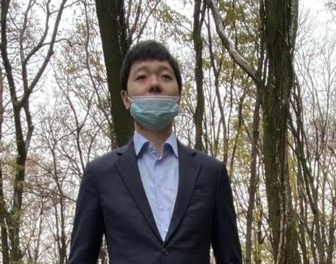 專訪王靖渝:中共流氓 抓無辜父母當誘餌(上)