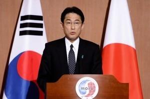 菅義偉將辭職 候選人岸田文雄強調加強日台關係