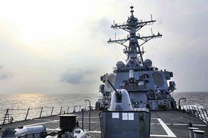 美海軍南海自由航行 駁斥中共國防部謊言