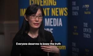訪閻麗夢:爆料北京掩蓋中共病毒
