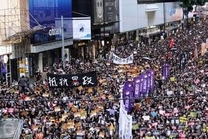 溫哥華港人:香港是守護自由法治的橋頭堡