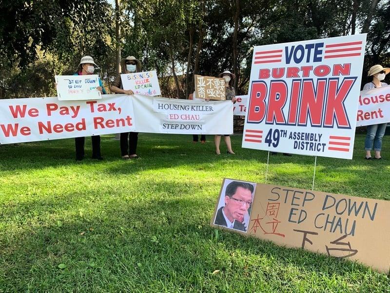 被斥搞共產主義 加州華裔議員遭選民抵制