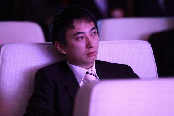 2019年以來,王思聰擔任高管或股東的多家公司股權遭到凍結。圖為王思聰。(大紀元資料室)