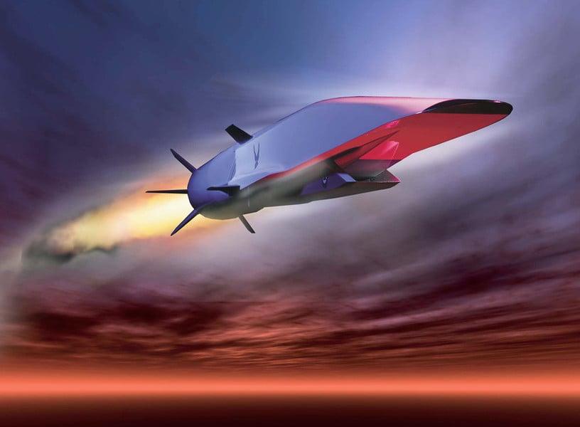 美軍成功測試高超音速導彈