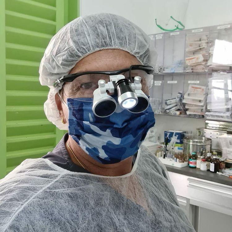 骨科專家瑪麗亞(Maria ngela Panelli Marchio)博士。(Renascer ACN提供)