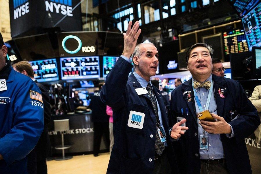 台積電和銀行股財報佳 美股創3月來最大漲幅