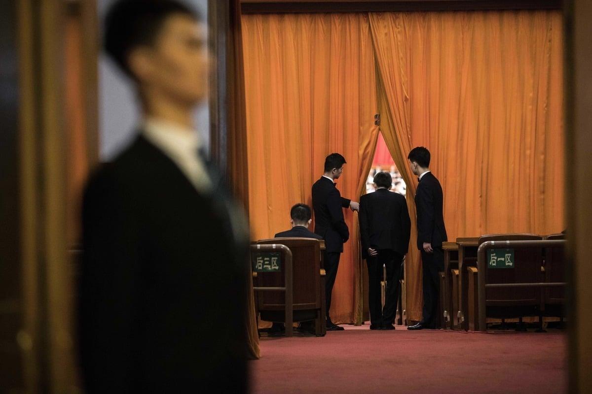 習近平日前演講稱:「中國未來可能遇到難以想像的驚濤駭浪」。「驚濤駭浪」是指甚麼呢?外界解讀。 (Getty Images)