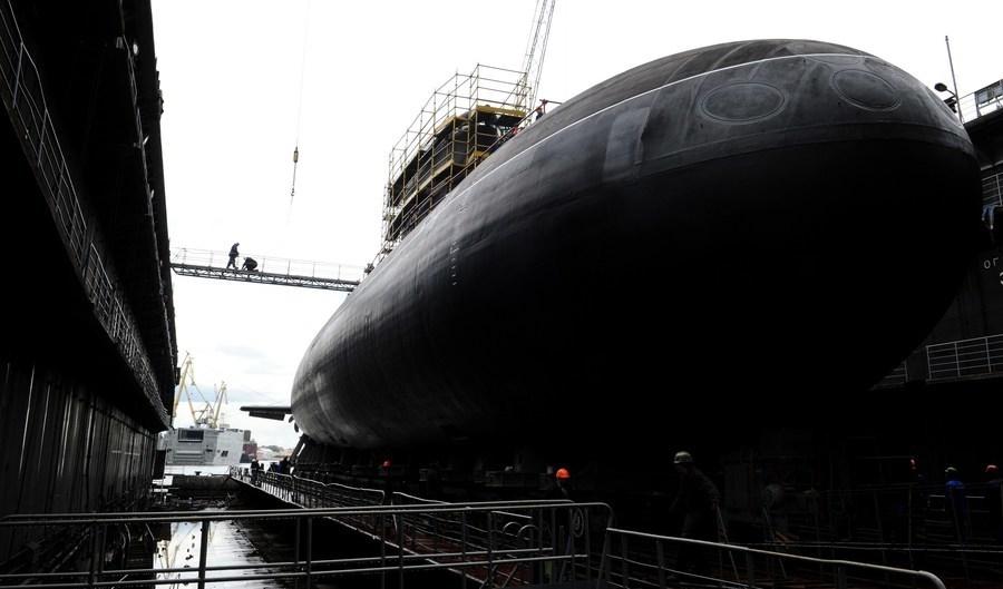 印度向緬甸提供潛艇 制衡中共在區域影響力