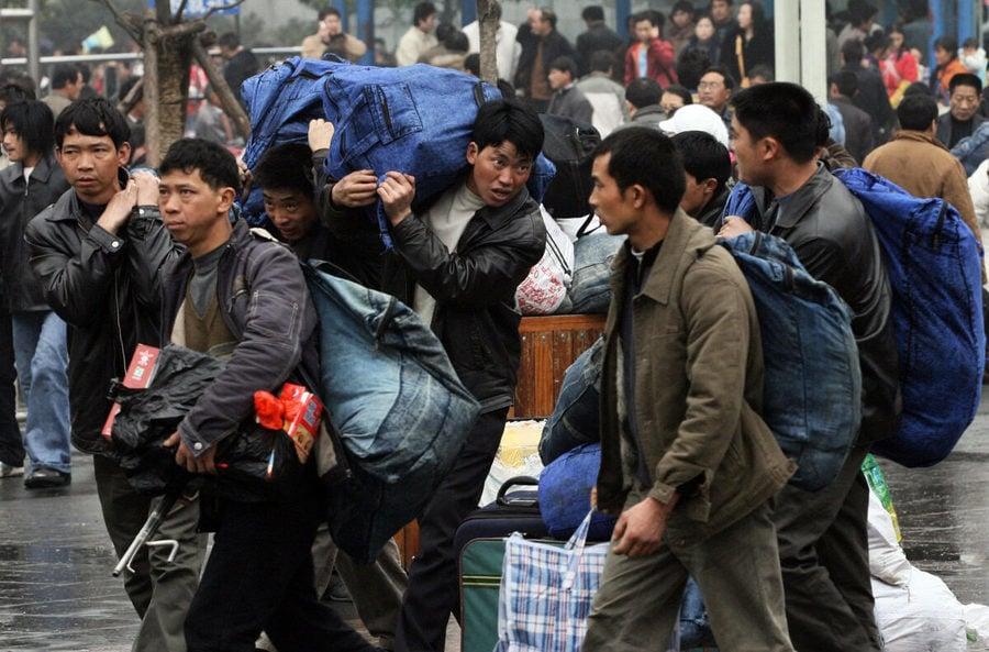 中國工廠正面臨嚴峻挑戰:勞動力短缺