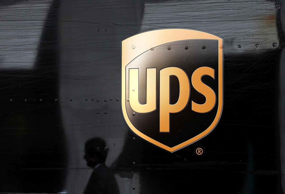 霍士新聞主持人塔克‧卡爾森(Tucker Carlson)10月29日晚在節目中表示,已拿回UPS寄丟的U盤,U盤內是從消息人士處獲得的拜登家族「破壞性」材料。(Justin Sullivan/Getty Images)