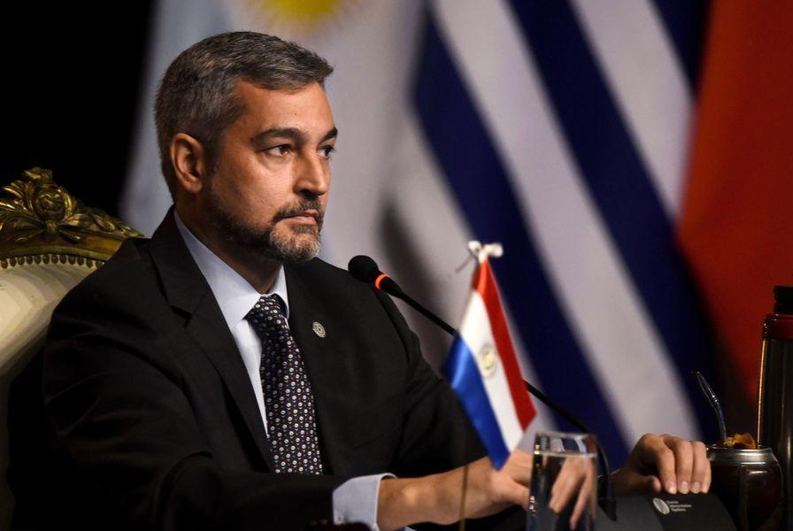 巴拉圭獲印度疫苗 阿布鐸:拒中共外交勒索