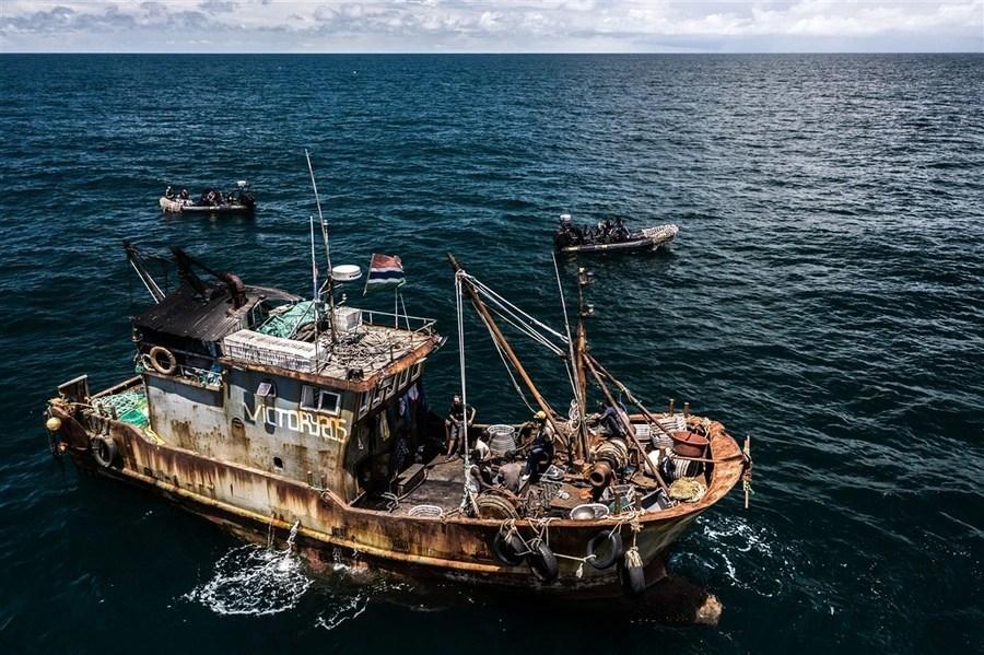 調查:岡比亞引用中資 環境受污染漁產資源損耗