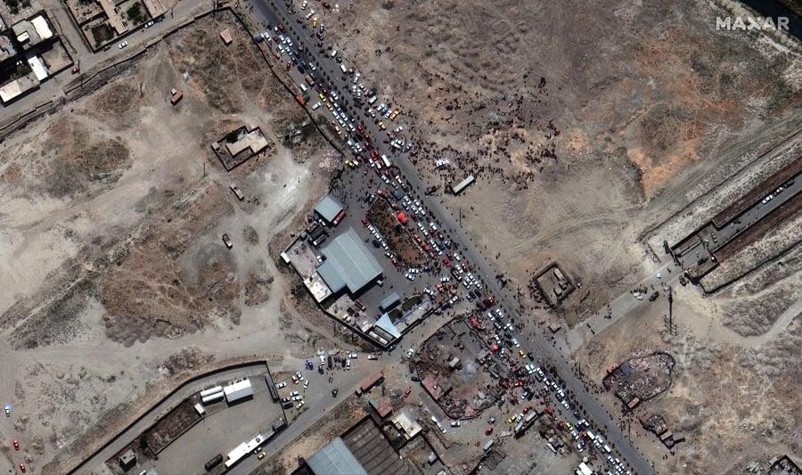 CIA秘密基地助數百美國及阿富汗人撤離