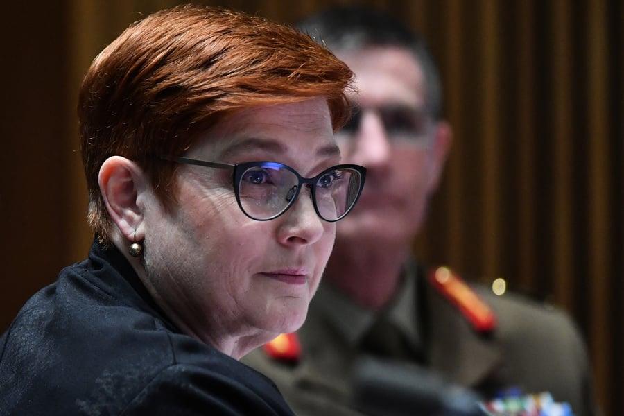 澳外長:澳洲不反華 但反對破壞國際規則