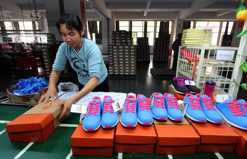 一項最新的研究說,中國真實的失業率可能是官方數字的兩倍。(AFP)