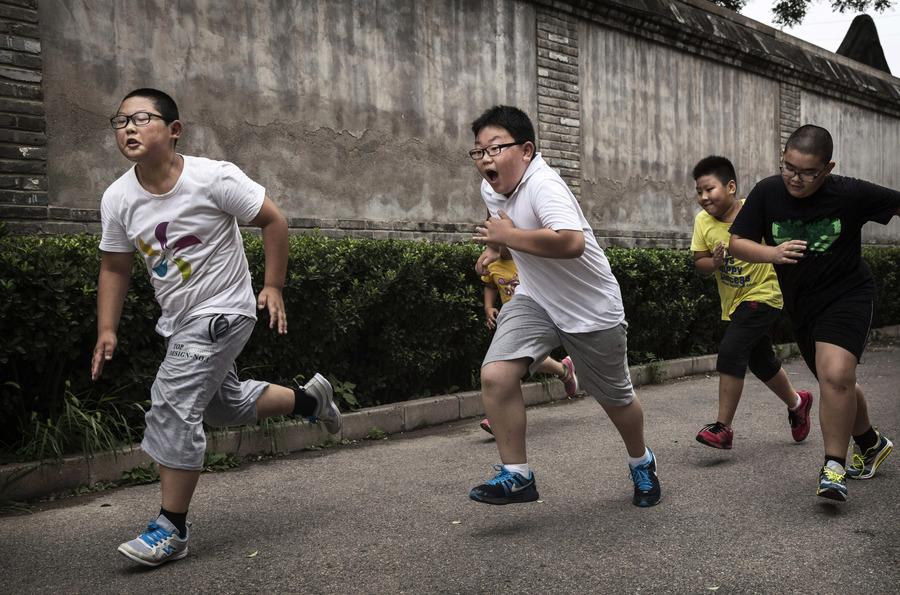 陸中小學肥胖率超一成 三成大學生健康不合格