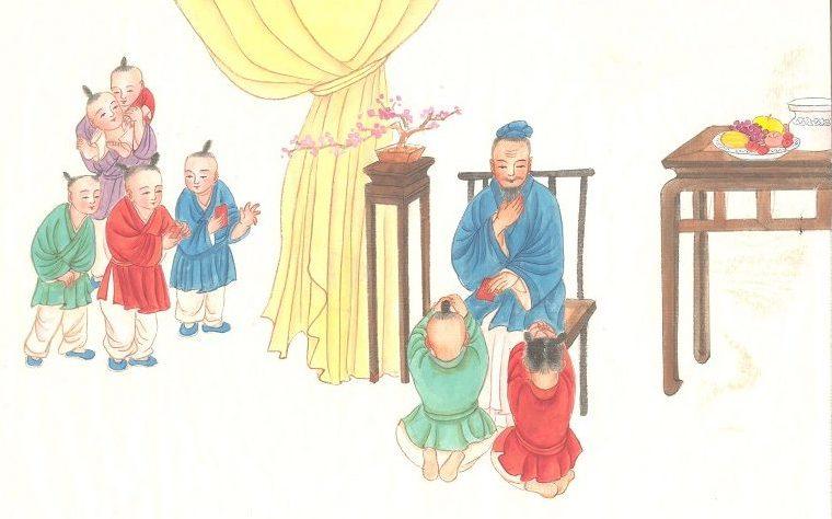 諸事大吉 傳統年俗集祥