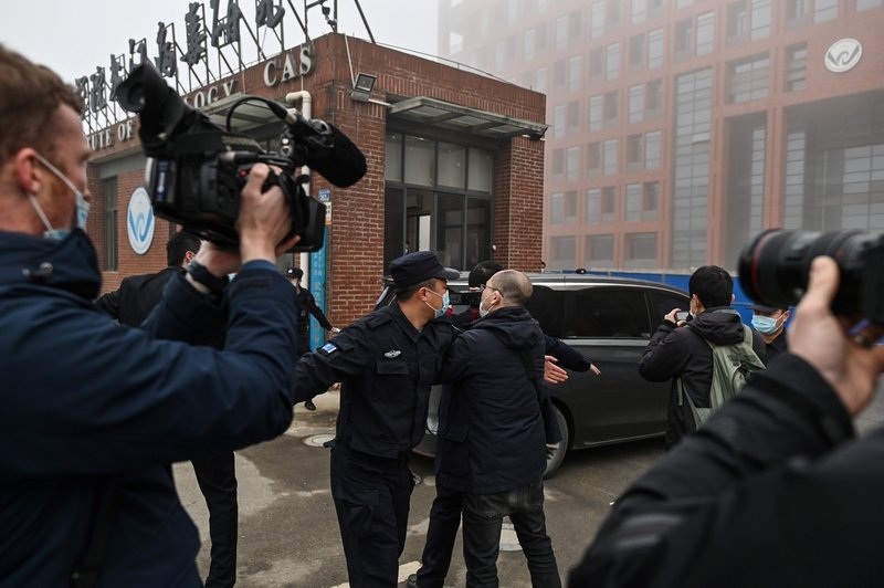 世衛專家回國披露主流質疑「冷鏈輸入」