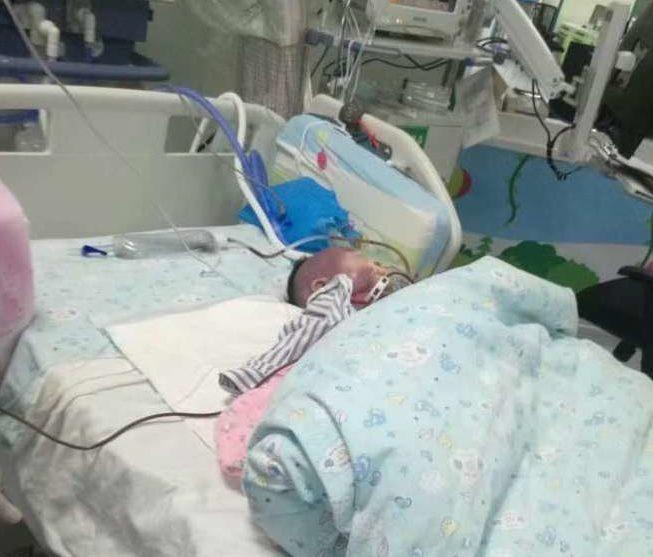 2月大女嬰接種大連漢信疫苗 搶救無效死亡