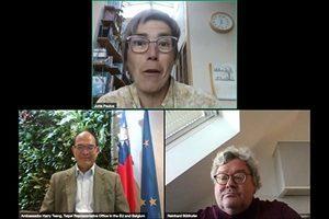 22歐議員致函歐盟外長 籲讓台灣完整參與WHO