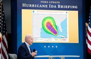 艾達颶風周日登陸墨西哥灣 或增強為四級