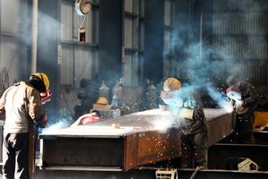 中國結構鋼遭美雙反調查 被控傾銷率逾200%