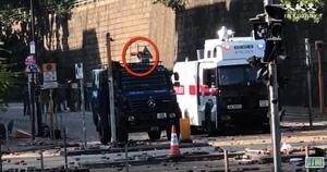 香港抗議者:警察使用聲波大砲 卻口說無害