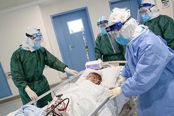 中共肺炎疫情大流行 誰活誰死 醫生將面臨艱難決定