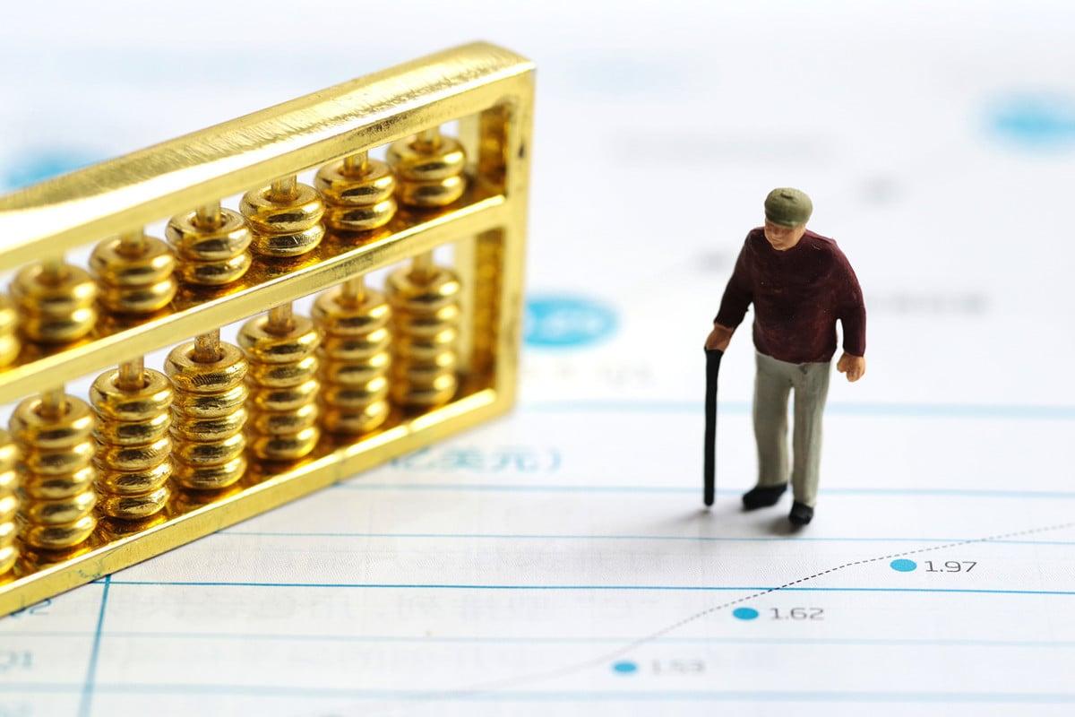據社科院測算,中國養老金到2035年將耗盡,80後無養老金可領。(大紀元資料室)