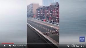 【現場影片】哈爾濱再封小區 一周之內天壤之別
