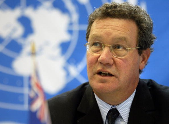 澳洲前外交部長唐納(Alexander Downer)說,疫情大流行過後,世界將會要求中共作出回答。 (Getty images)