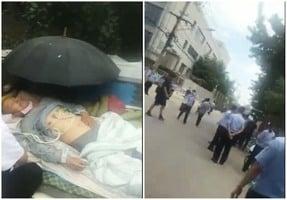 黑訪民在京被打癱 當局將其拉回兩千里外醫院