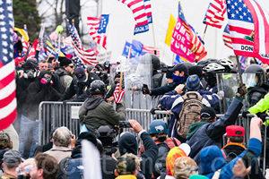 美國會警察局新局長致歉 未為1月6日做好準備