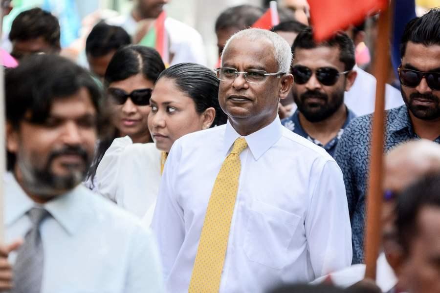 拒中共債務外交 馬爾代夫新總統擁抱美印